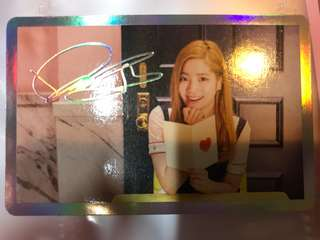 Twice Signal DH SP小卡