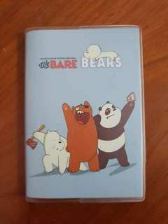 🚚 [FREE MAIL]We bare bears notebook