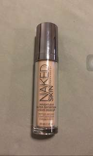 Urban Decay Naked Skin Foundation