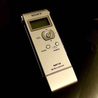 Sony USB 錄音筆 ICD-UX81F