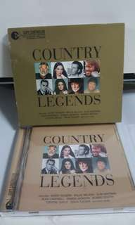 Cd English country legends