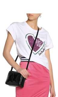 🈹️🆕Love Moschino 西瓜🍉心心 💕t-shirt (white)