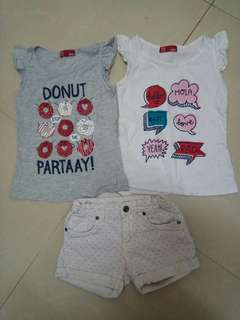 Girl's Set for 7-8y