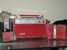 中古收音機