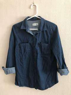Old navy small button down