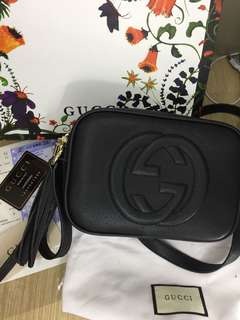 Gucci SoHo Camera Bag