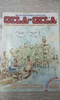 Majalah Gila-Gila Julai 1992