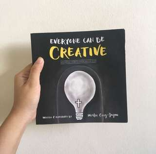 ⚡️ SALE: Everyone Can Be Creative — Merlee Jayme