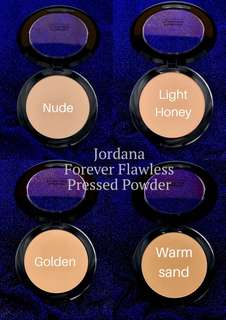 Jordana Pressed powder
