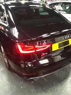 AUDI S3 sedan 2.0T 2014