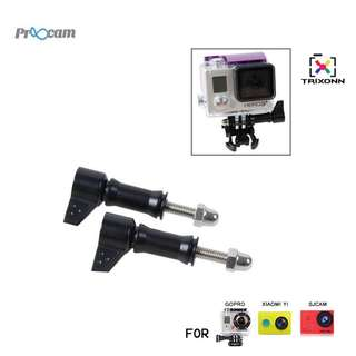 Proocam Pro-F106 L-Like shape Thumb Screw with tale for Gopro Hero 6 5 4 3 2 1