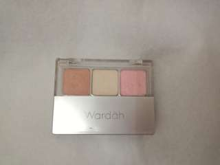 Wardah Eyeshadow Seri I