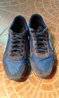 Sepatu Puma Runner Nylon Unisex
