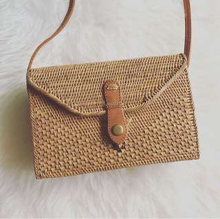 Malboro Rattan Bag
