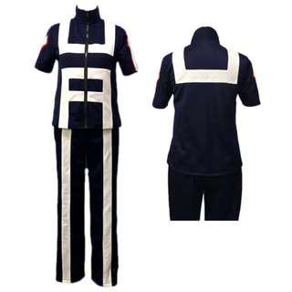 MHA jersey set [Female L]