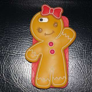 Red Cookie Iphone 6/6s Casing