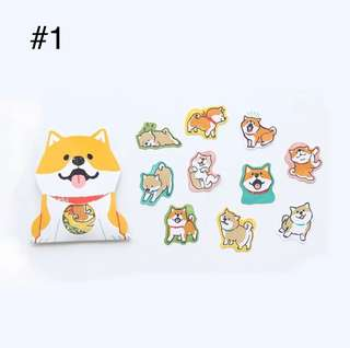 [PO] Adorable dog stickers