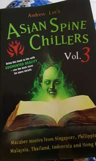 Asian spine chillers ghost story