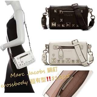 Marc Jacobs leather crossbody