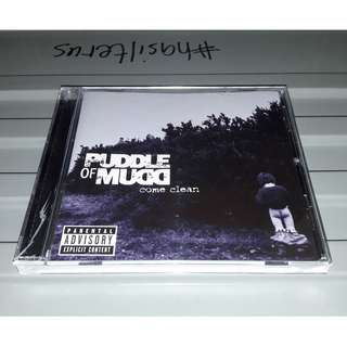 PUDDLE OF MUDD - Come Clean (CD, Album)