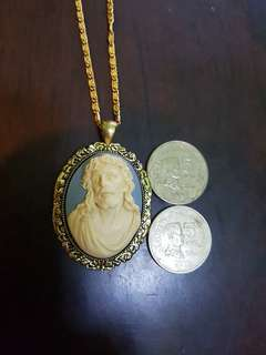 The Christ Cameo (slightly used)