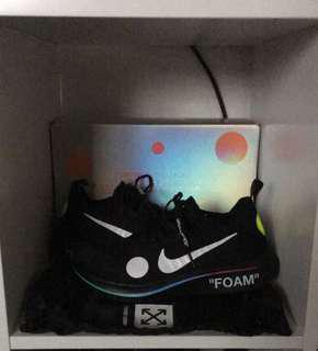 Off white nike zoomfly mercurial