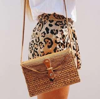 how ur style rattan bag