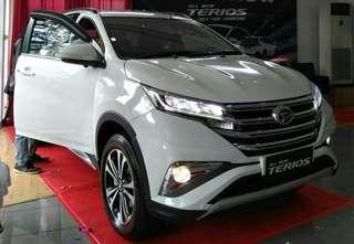 Promo All New Terios Jakarta