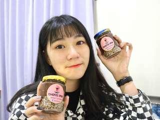 Choco Jar Oreo