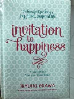 Inspiration Book (Invitation to happiness)