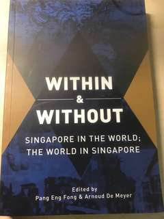 Within & Without - Singapore in the World; the world in Singapore