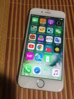 議價不回 Apple iphone6 iPhone 6 16gb 銀silver 議價不回