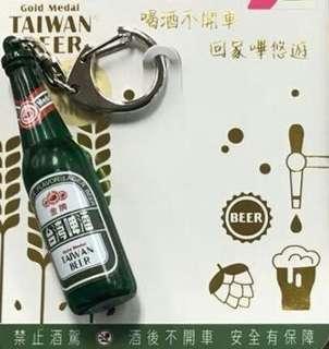 🚚 金牌 台灣啤酒3D造型 悠遊卡 喝酒不開車 開車不喝酒