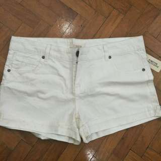 Forver21 white short
