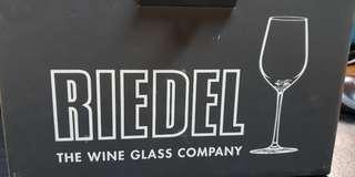 🚚 Riedel The wine Glass company