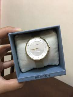 ON HAND: SKAGEN GITTE MESH WATCH