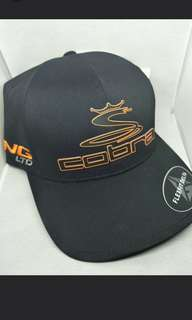 Cobra golf cap