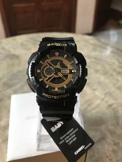 Baby-G   woman watches