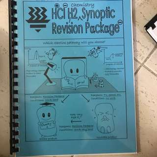 Hwa Chong Institution Chemistry Revision Package