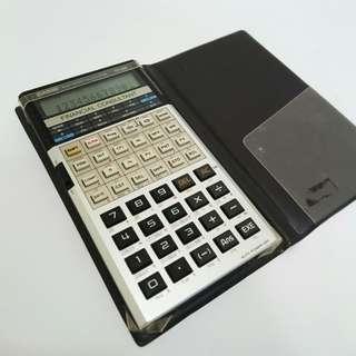 🚚 casio 卡西歐 FC-200 財務計算機