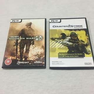 PC DVD Games