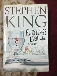(Hardcover) Everything's Eventual by Stephen King