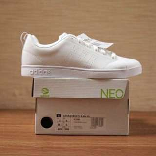 Adidas Neo Advantage all white