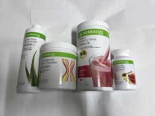 包郵 減肥試用裝 原裝 Herbalife 康寶萊