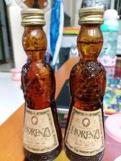 罕有力嬌酒酒辦50ml, 印有香港代理,每支