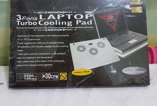 Brand new laptop  cooler pad