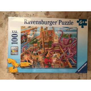Ravensburger Puzzle Pirate Ship