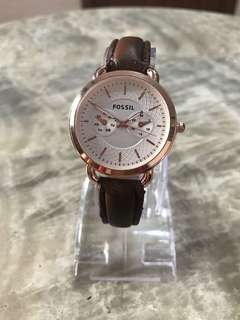 Fossil premium   woman watches