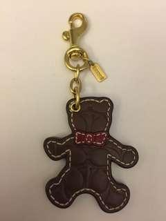Coach key chains