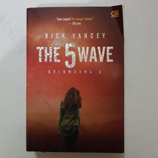 THE 5TH WAVE (Bahasa)